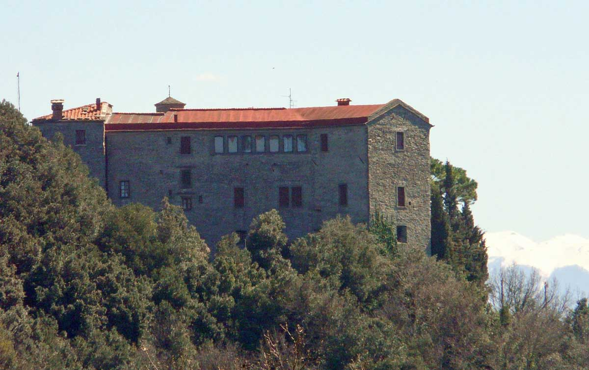 il castello di podenzana